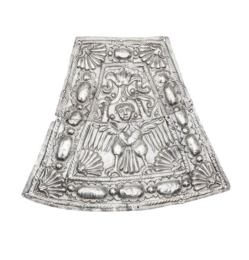 Lámina de plata