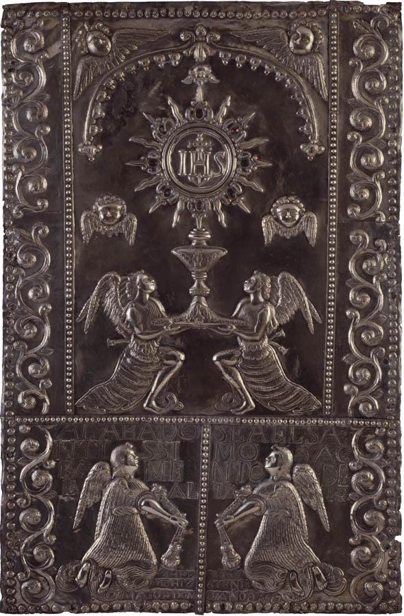 Puerta de tabernáculo
