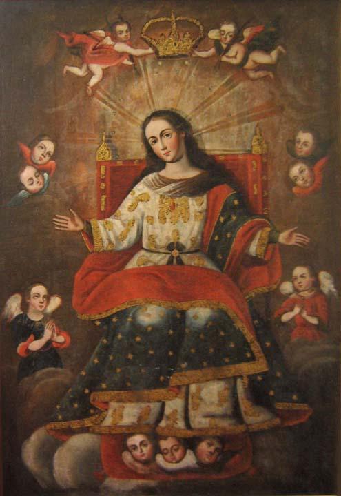 Virgen de la Silla