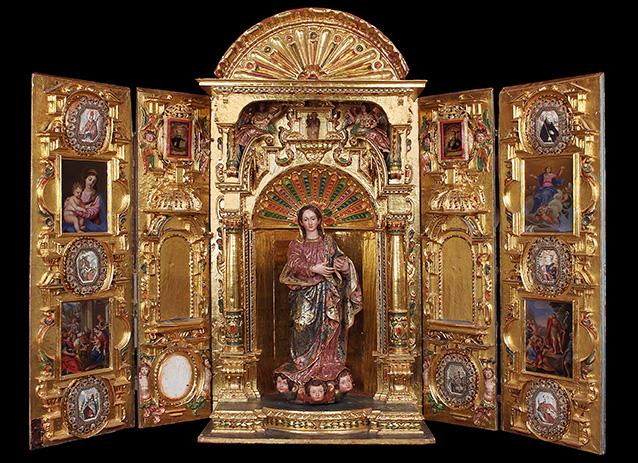 Retablo de la Virgen Inmaculada